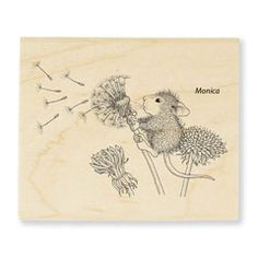 Make A Wish - House-Mouse Designs® Wood Mounted rubber stamps Scrapbooking, Diy Scrapbook, Calendar Pictures, Mouse Color, House Mouse, Album Photo, Foil Stamping, Make A Wish, Scrapbooks