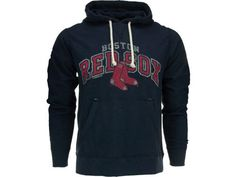 Boston Red Sox '47 Brand MLB Slugger Pullover Hoodie