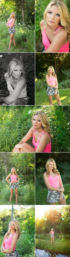 Ariel   d-Squared Designs St. Louis   Missouri Senior Photography
