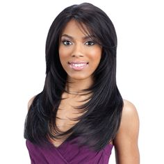 FREETRESS EQUAL SYNTHETIC LACE FRONT WIG GREEN CAP LACE GIANNA