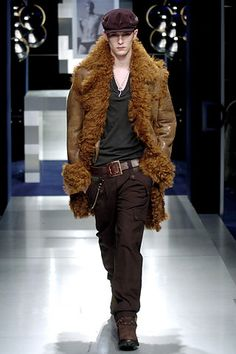 Dolce & Gabbana Fall 2005 Menswear - Collection - Gallery - Look 29 - Style.com