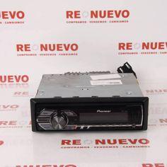 Autoradio PIONEER #autorradio#de segunda mano#pioneer