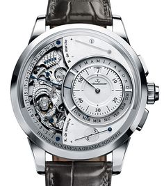 The Jaeger-LeCoultre Hybris Mechanica à Grande Sonnerie has a retail price of $1,474,070