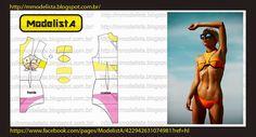 ModelistA: BOJO COM RECORTE