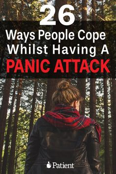26 Ways People Cope Whilst Having A Panic Attack - How to beat stress and anxiety - health Anxiety Tips, Deal With Anxiety, Anxiety Help, Stress And Anxiety, How To Beat Anxiety, Causes Of Panic Attacks, Anxiety Panic Attacks, Psychology