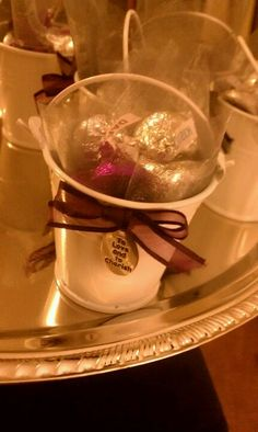Wedding favor ideas with dollar tree goodies.  Under 50 cents each