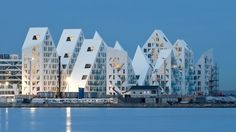 Iceberg apartments give (almost) everyone a sea view