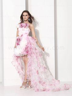 Possible bridesmaids dress     http://www.asapbay.com/strapless-short-quinceanera-dress-e12057g.html