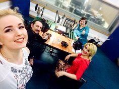 Вячеслав Онвард, Елена Цветкова и Екатерина Громова в проекте «Привет! Это – я!»