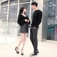 Couple Outfit Ideas Collection matching outfit ideas for couple for workoffice on stylevore Couple Outfit Ideas. Here is Couple Outfit Ideas Collection for you. Couple Outfit Ideas korean couple fashion outfits ideas for couples.