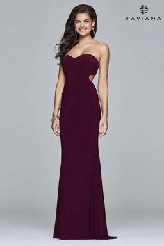Faviana S7922 Dress