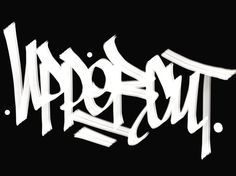 freddyalva_nyc #uppercutnyhc by HYENA, who will be doing hand styles for my #UrbanStylesBook #nyhcgraffiti