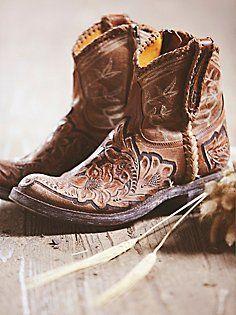 ☮ American Hippie Bohéme ☮ Brown Boho ☮ Boots