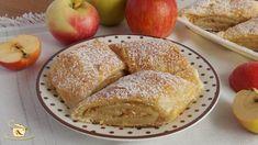 Strudel, Romanian Food, Romanian Recipes, Sweet Memories, Bagel, French Toast, Sweets, Bread, Breakfast