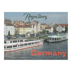 Regensburg Germany Fleece Blanket - red gifts color style cyo diy personalize unique