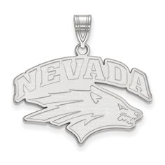 925 Sterling Silver Officially Licensed University College of Nevada Large Pendant. Genuine Sterling Silver Metal with Authentic Stamp. Officially Licensed Product. 925 Sterling Silver. Free Gift Box with Every Purchase. 30 day No Haggle Stress Free Returns.