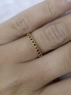 Hey, I found this really awesome Etsy listing at https://www.etsy.com/listing/175259334/25-off-sale-tiny-onyx-ringmany-gemstones