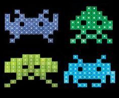 jeff grady recycles ipod nanos into 8-bit art for pixel perfect
