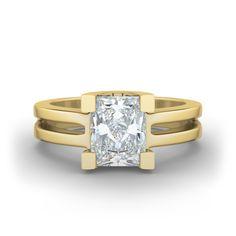 Eleanor - Diamantring - #Ring mit #Diamant