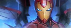 Ironheart aka Riri Willians Marvel Future Fight