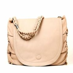 Tod's Grande Goa Leather Messenger Beige Messenger Bag. Get one of the hottest styles of the season! The Tod's Grande Goa Leather Messenger Beige Messenger Bag is a top 10 member favorite on Tradesy. Save on yours before they're sold out!