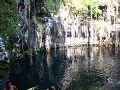 cenote de yozotnot
