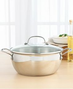 Cuisinart Stainless Steel 5.5 Qt. Covered Multi Pot  - Oh the things I could do with you