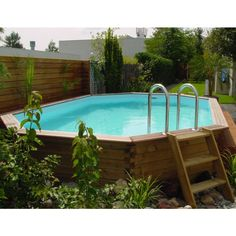 Intex Above Ground Pool Landscaping Ideas