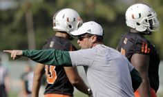 Pressure is on Manny Diaz to make Miami's defense great = The pressure is on Miami defensive coordinator Manny Diaz to bring the Hurricanes' defense to championship form. Ranked No. 11 in the conference a year ago, there's plenty of room for improvement in Miami's defense and it.....