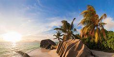 1980 € -- Seychellen: 2 Wochen auf 3 Inseln & Flug, -1000 €