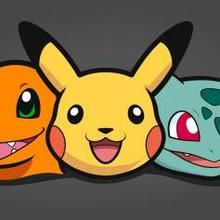 Pokemon faces