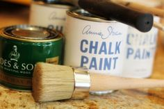 Best paint for furniture! Love, love, love to paint with it!