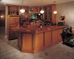 Traditional House Plan Bar Photo - 051S-0060 | House Plans and More