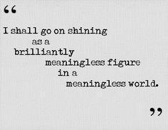# F. Scott Fitzgerald, The Beautiful & Damned