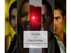 Gods and Machines by Root x Shaw | 8tracks | Handcrafted internet radio