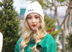[16.03.12] 음악중심 팬미팅 - 포텐 4TEN Heeo 히오