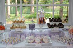 Sweet sweets table :)