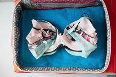 20 Genio Ahorro de Espacio Hacks párr embalar do maleta