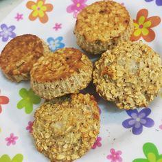 #desayunoF1 #dietametabolismoacelerado 1/2 taza de avena cruda 1 clara 1/2 pera en cuadritos Canela, bastante Stevia Use pirotines de…