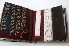 leslie miller: just great sketch art!!! Thread and Thrift: The Decorated Sketchbook