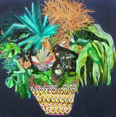 Paintings : Anne Sofie Meldgaard