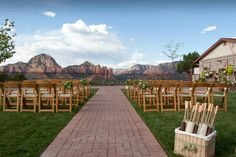 Rosalie's of Sedona Catering chooses many premier locations for weddings