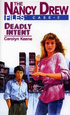 Deadly Intent (Nancy Drew Casefiles, Case by Carolyn Keene Nancy Drew Books, Don't Judge Me, Journal Diary, Cozy Mysteries, Book Nooks, The Good Old Days, A Team, Growing Up, My Books