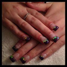 Tiger lily nail art gallery nail art pinterest arte de mermaid sparkle by daniellechristy nail art gallery nailartgalleryilsmag by nails magazine prinsesfo Gallery