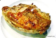 Simple Roast Chicken Breast - From 101 Cooking For Two