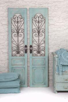 Brocante uitstraling woonaccessoire, 1 deur Frans balkon | Rootsmann