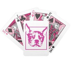 Foxy Roxy Playing Cards