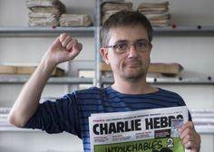 Not forgotten: CHARLIE HEBDO: We do caricatures of everyone, and above all every week, and when we do it with the Prophet, it's called provocation. - Stéphane Charbonnier, editor of Charlie Hebdo Satire, Caricatures, Georges Wolinski, Le Bataclan, Religion, Charlie Hebdo, The Secret History, Freedom Of Speech, Muhammad