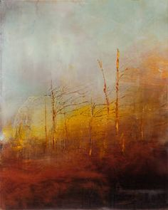 "Maurice Sapiro; Painting, ""Edge of the Woods"", available at SaatchiArt.com"