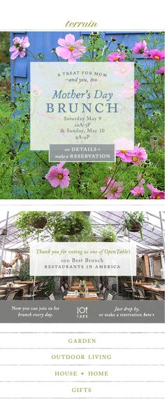 Locations Westport, CT Westport, CT Restaurant Terrain Garden Cafe ...